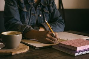 tips to combat writer's block