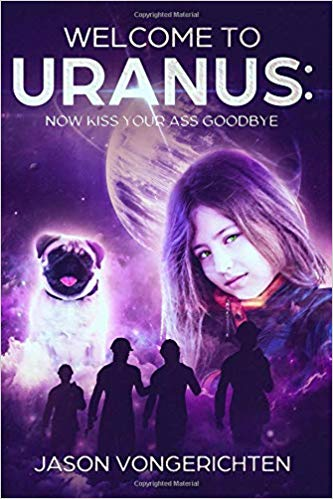 Book Cover - Welcome to Uranus - VonGerichten