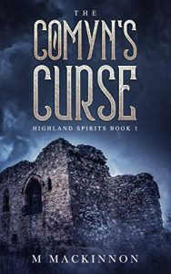 Book Cover - The Comyn's Curse